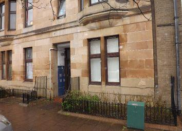 Thumbnail 1 bedroom flat to rent in Inglefield Street, Govanhill, Glasgow