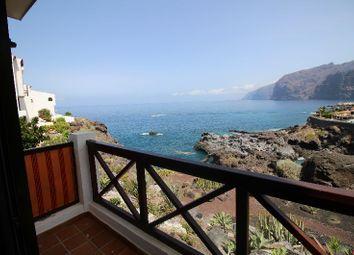 Thumbnail 1 bed apartment for sale in Sansofe, Puerto De Santiago, Tenerife, Spain