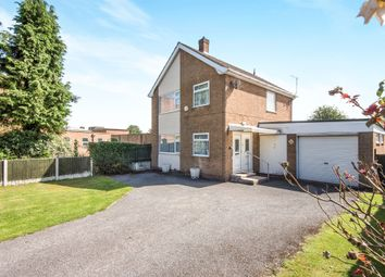Thumbnail 3 bed detached house for sale in Hallcroft Road, Retford