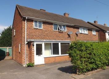 Thumbnail 3 bed semi-detached house to rent in Laburnum Avenue, Kingshurst, Birmingham
