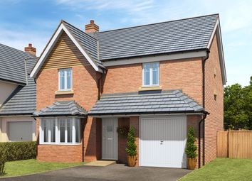 Thumbnail 4 bed detached house for sale in Midland Road, Thrapston