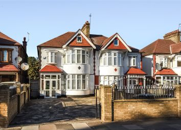 Thumbnail 4 bedroom semi-detached house for sale in Ridge Avenue, Winchmore Hill