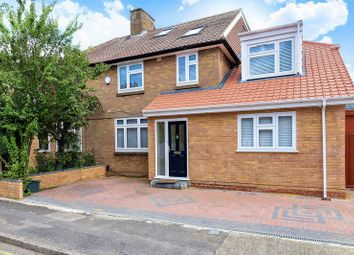 Thumbnail 5 bed semi-detached house for sale in Akerman Road, Surbiton