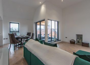 Thumbnail 2 bedroom flat for sale in Stanwell Road, Penarth