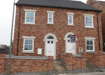 Thumbnail 3 bed semi-detached house for sale in Stanhope Road, Swadlincote