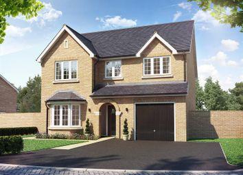 Thumbnail 4 bed detached house for sale in Sarazen Gardens, Buckden Road, Brampton, Cambridgeshire