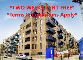 Thumbnail 1 bed flat to rent in Cavalry Court, 31 Brumwell Avenue, Woolwich