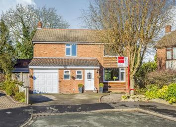 Thumbnail 4 bed detached house for sale in Bridge Close, Wistaston, Crewe, Cheshire