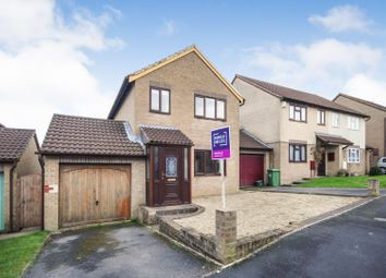 Thumbnail 3 bedroom detached house for sale in Society Road, Shepton Mallet