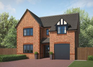 Thumbnail 4 bed detached house for sale in Roseberry Manor, Middlesbrough