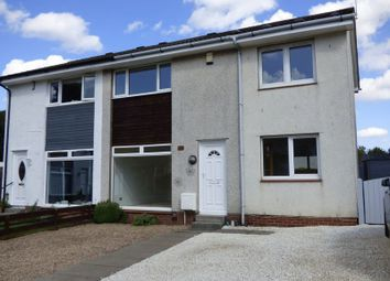 Thumbnail 3 bed semi-detached house for sale in 3/4 Bed Semi-Detached Home, Ogilvie Way, Livingston