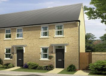 "Thumbnail 2 bed semi-detached house for sale in ""Oakland"" at Manywells Crescent, Cullingworth, Bradford"