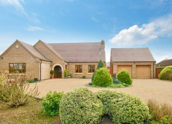 Thumbnail 4 bed bungalow for sale in Fen Road, Little Hale, Sleaford