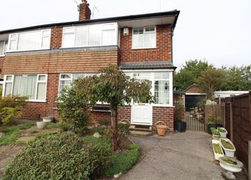 Thumbnail 3 bed semi-detached house for sale in Tenby Drive, Cheadle Hulme, Cheshire