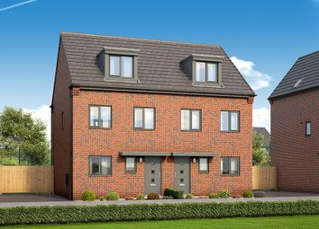"Thumbnail 3 bedroom property for sale in ""The Bamburgh At Alexandra Gardens"" at Southcoates Lane, Hull"