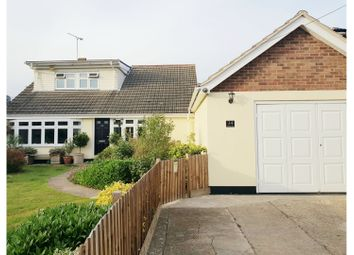 Thumbnail 4 bed detached house for sale in Dovervelt Road, Canvey Island