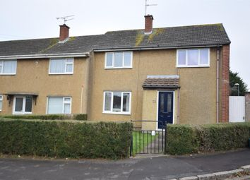 Thumbnail 3 bedroom end terrace house for sale in Caernarvon Road, Keynsham, Bristol