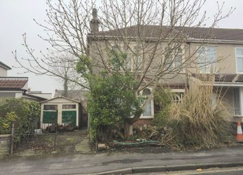 Thumbnail 3 bed semi-detached house for sale in Grantham Road, Bristol