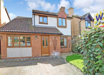 Thumbnail 5 bed detached house for sale in Primrose Way, Chestfield, Whitstable, Kent