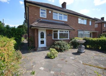 Thumbnail 3 bed semi-detached house to rent in Little Marlow Road, Marlow