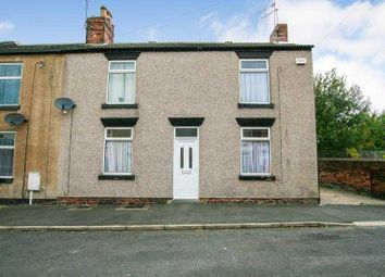 Thumbnail 2 bedroom terraced house for sale in Cross London Street, New Whittington, Chesterfield, Derbyshire