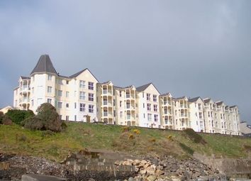 Thumbnail 2 bed flat for sale in Ballure Promenade, Ramsey