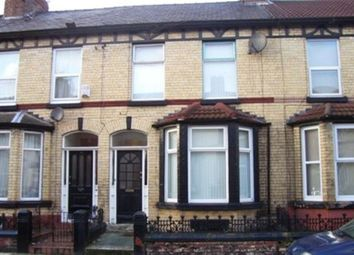 Thumbnail 4 bedroom property to rent in Ferndale Road, Wavertree, Liverpool