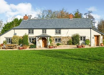 Thumbnail 3 bed detached house for sale in Halwill, Beaworthy