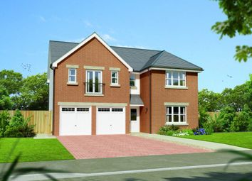 """Thumbnail 5 bed detached house for sale in """"Kingsmoor"""" at Colinhill Road, Strathaven"""