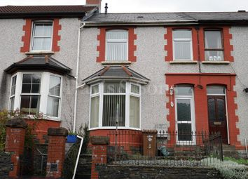 Thumbnail 2 bed terraced house for sale in Pioneer Terrace, Cwmfelinfach, Ynysddu, Newport.