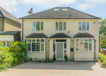 Thumbnail 4 bed detached house for sale in Hills Lane, Northwood