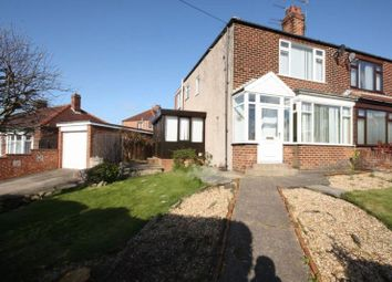 Thumbnail 3 bedroom semi-detached house to rent in Park Road, Brotton, Saltburn-By-The-Sea