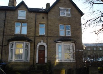 Thumbnail 1 bed flat to rent in St Pauls Rd, Bradford