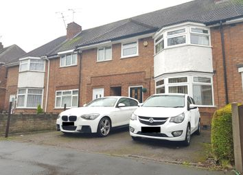 Thumbnail 3 bed town house for sale in Wicklow Drive, North Evington, Leicester