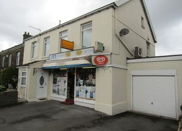 Thumbnail 4 bed end terrace house for sale in Peniel Green Road, Llansamlet, Swansea, City And County Of Swansea.