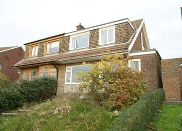 Thumbnail 3 bed semi-detached house for sale in Dol-Las, Baglan, Port Talbot