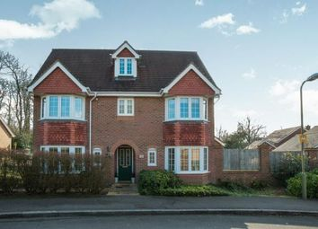 Thumbnail 5 bed detached house for sale in Fleet, Hampshire, .