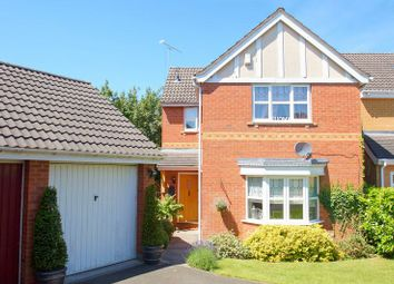 Thumbnail 3 bed detached house for sale in Gisburn Close, Brockhill, Redditch
