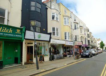 Thumbnail 3 bed maisonette to rent in St. James's Street, Brighton
