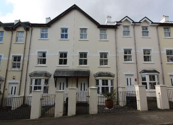 Thumbnail 4 bed town house to rent in Glen Falcon Terrace, Douglas, Douglas, Isle Of Man