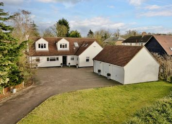 Thumbnail 5 bedroom detached house for sale in Grange Farm Close, Abbotsley, St. Neots