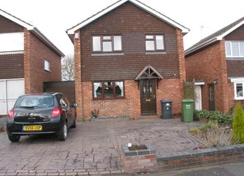 3 bed link-detached house for sale in 3, Newton Close, Bewdley DY12