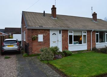 Thumbnail 2 bed semi-detached bungalow for sale in Farcroft Drive, Market Drayton