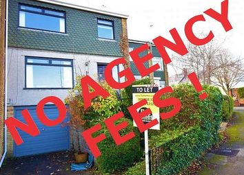Thumbnail 3 bedroom semi-detached house to rent in Uppercliff Drive, Penarth