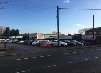 Thumbnail Retail premises to let in Former Stowmarket Caravans Site, Bury Road, Stowmarket