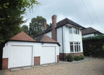 Thumbnail 4 bed semi-detached house for sale in London Road, Leicester