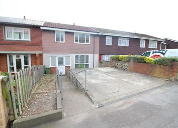 Thumbnail 3 bedroom terraced house for sale in Newbolt Road, Cosham, Portsmouth