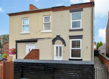Thumbnail 3 bed semi-detached house for sale in Curzon Street, Long Eaton, Nottingham