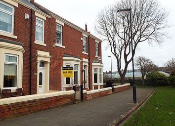 Thumbnail 3 bed terraced house for sale in Horsley Terrace, Tynemouth, North Shields