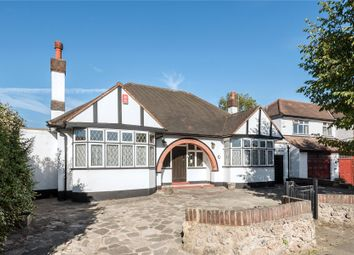 Thumbnail 2 bed detached bungalow for sale in Church Way, Whetstone, London